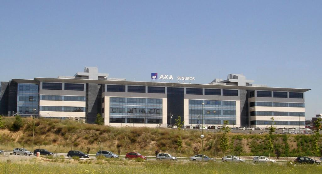 La sede de AXA, un edificio sostenible