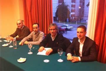 Nueva directiva de APCAS en la provincia de Pontevedra