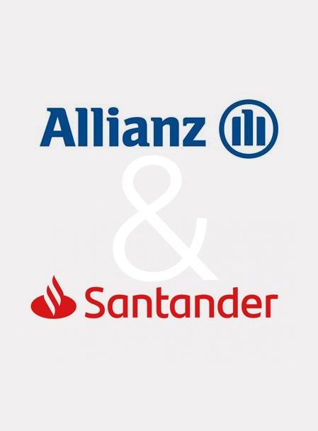 Banco Santander y Allianz ponen fin a su litigio con el pago 936 millones