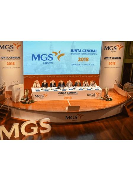 MGS cerró 2017 con un beneficio de 20 millones y creció en primas un 2,3%