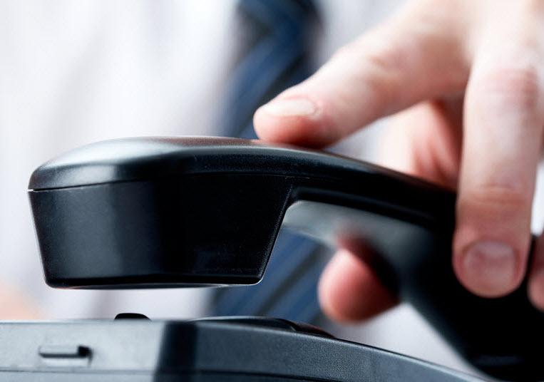 Novedad: Comunicación telefónica de daños personales ocasionados por riesgos extraordinarios